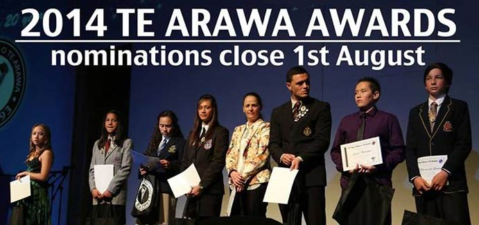 TeArawaAwards2014